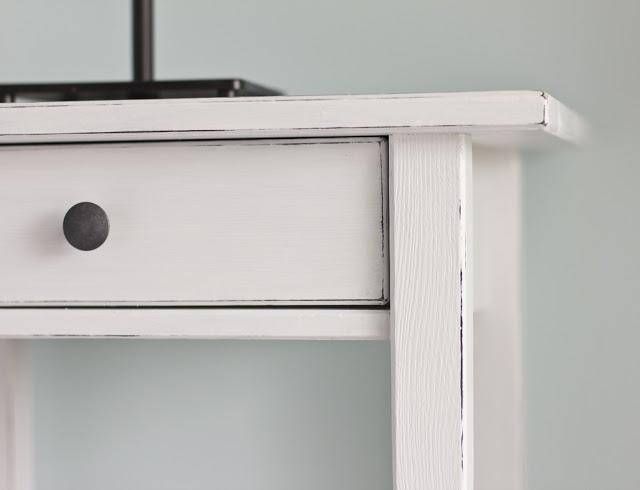 Ikea Hochstuhl Gulliver Kaufen ~ Aspelund+Nightstand Paint Ikea Hemnes nightstand  Staining