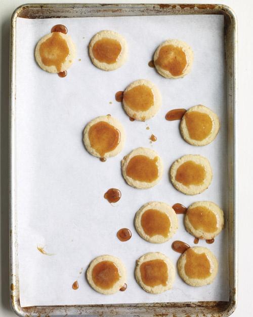 Glazed Maple Cookies Recipe — Dishmaps