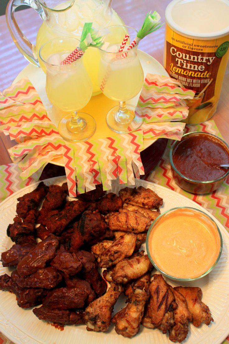 mayo glazed chicken wings cinco de mayo glazed chicken wings recipe ...