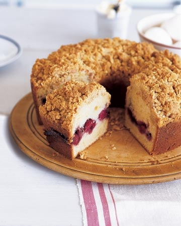 Mixed-Berry Pie With Ginger, Orange, And Almond Streusel Recipes ...