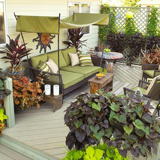 Great Backyard Decks : Decksgreat outdoor room  my GarDen  Pinterest