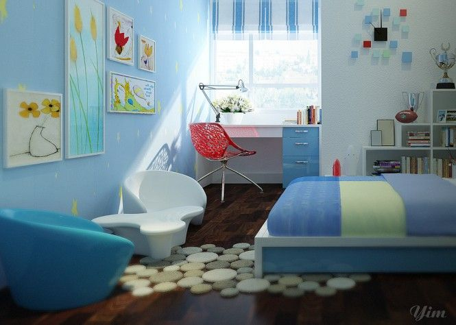 Warm And Cozy Kids Bedroom Kidsroom Pinterest