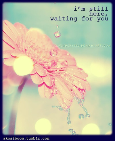 i am still waiting for you images - photo #12