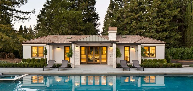 Guest pool house architecture and design ideas pinterest for Guest house pool house plans