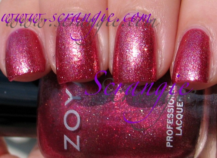Zoya Gloria Scrangie: Zoya Fire and Ice Collection for Winter/Holiday ...