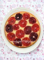 Table for 2.... or more: Blood Orange Almond Cake - Orange Week #2
