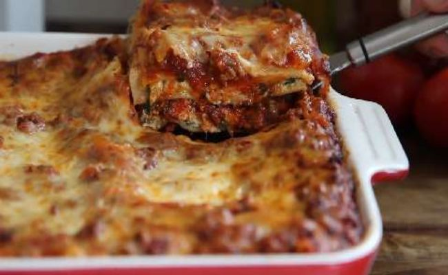 American Lasagna ~ The best of recipes | WICKED WITCHIN' KITCHEN | Pi ...