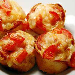 Double Tomato Bruschetta Allrecipes.com