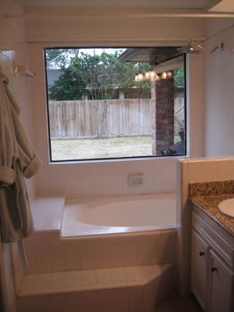 Garden Tub Shower Combo For The Home Pinterest
