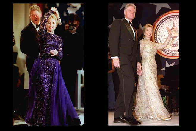 Lady Fabulous Clothes Pays Bills Article 1 besides 1823785 Hillary Clinton Not Political Where Does She Get Her Energy P10 besides 9 Photos Show First Ladies Loved Wear De La Renta also Chelsea Clintons Wedding Pictures furthermore Oscar La Renta Exhibit Opens Bush Library. on oscar de la renta hillary clinton inauguration