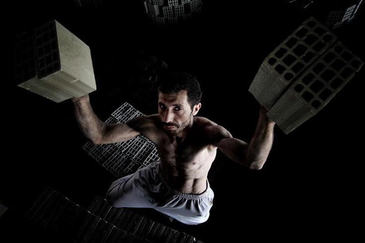 Brick Master | Photo by Ragıp Sarı