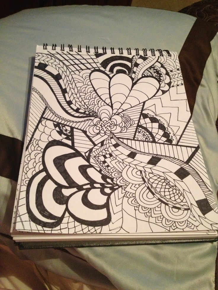 how to draw trippy stuff
