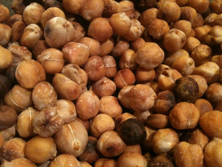 """Roasted Chickpeas """"Sweet Salty"""" Roasted Chickpeas with olive oil ..."""