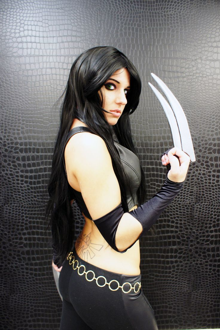 X 23 Costume 23 cosplay | Grusome F...