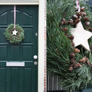 Old Fashioned Christmas Decorations Christmas Pinterest