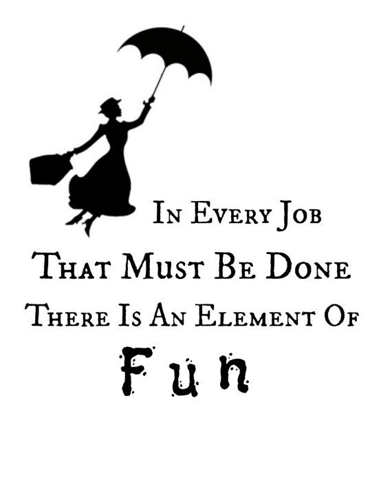 Mary Poppins Quotes About Work. QuotesGram