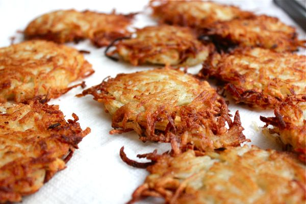 Latkes Recipe — Dishmaps
