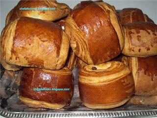 Petits pain au chocolat