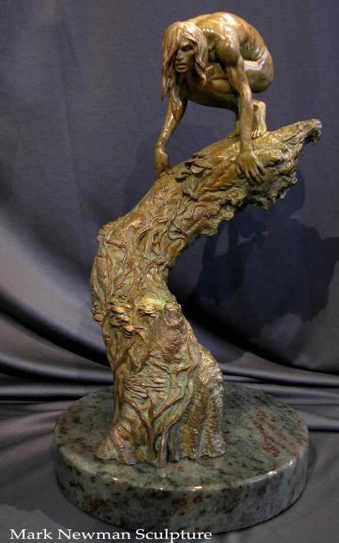 Sculpture by mark newman choice pinterest