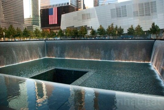 911 museum | World Trade Center, September 11th Memorial, 9/11 Museum, michael Arad ...
