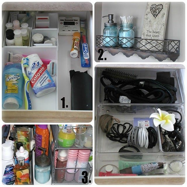 Dorm bathroom organization ideas jiff likes pinterest for Bathroom organization ideas