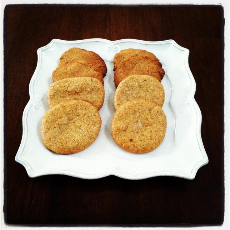 Almond Orange Cookies | Cookies | Pinterest