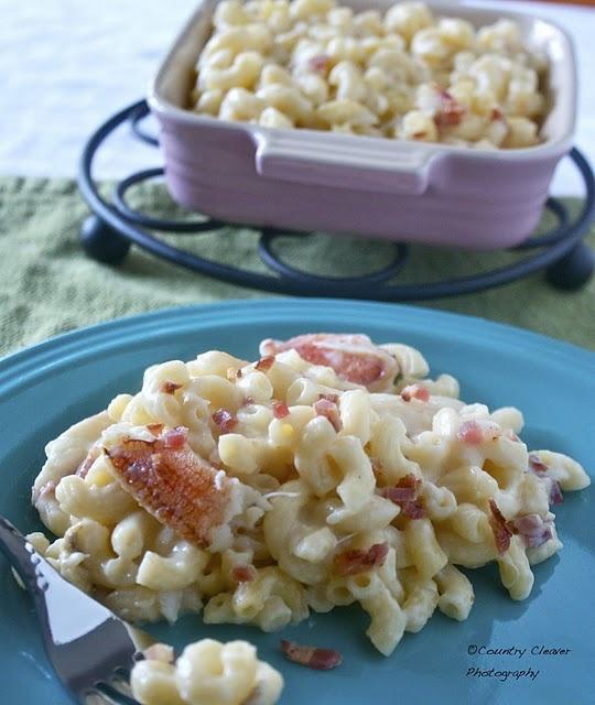 Crab Mac n' Cheese | Yummy foods | Pinterest