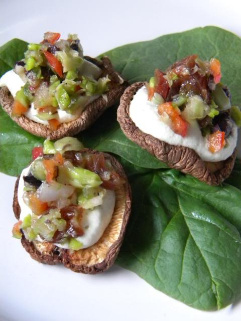 ... : Weekly Veggie: Garlic 'Creme Fraiche' & Shiitake Alfredo Sauce