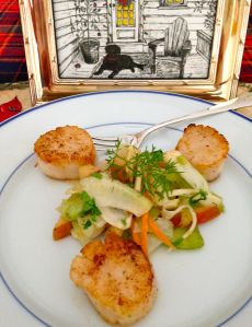 Grilled Scallops With Fennel Recipes — Dishmaps