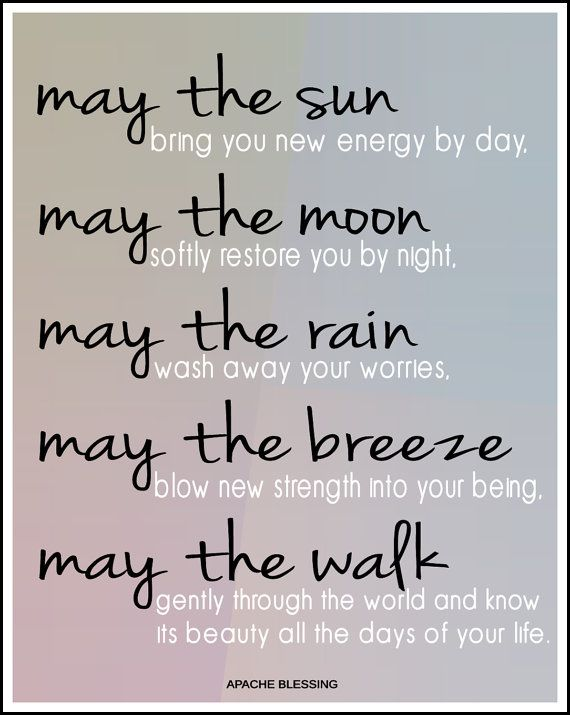 blessings inspirational quotes quotesgram