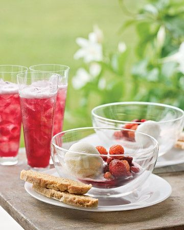 Pomegranate Sparklers Recipe   THINGS THAT CATCH MY EYE   Pinterest