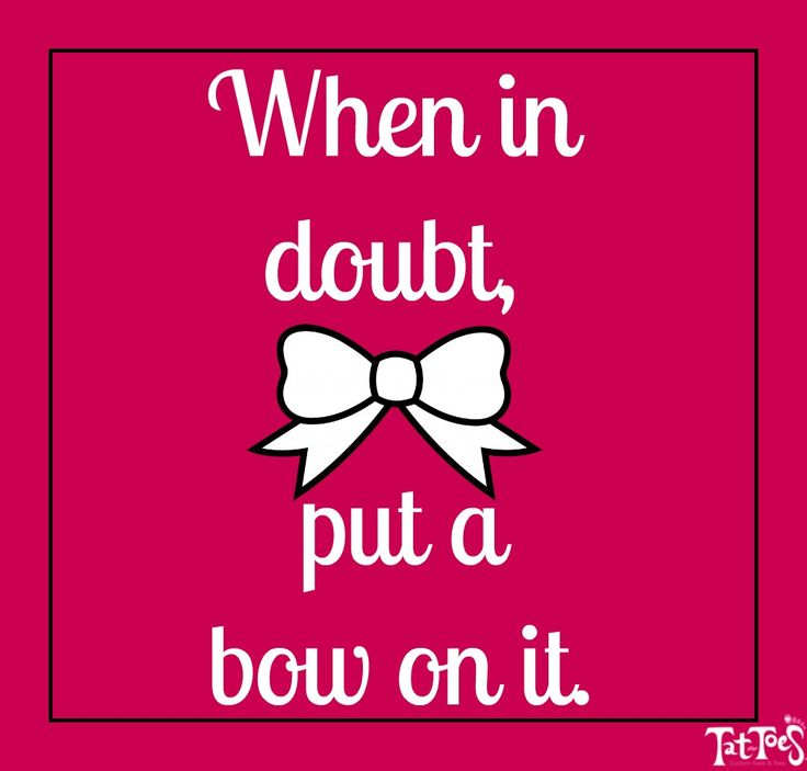 bow #fashion #quote #girls