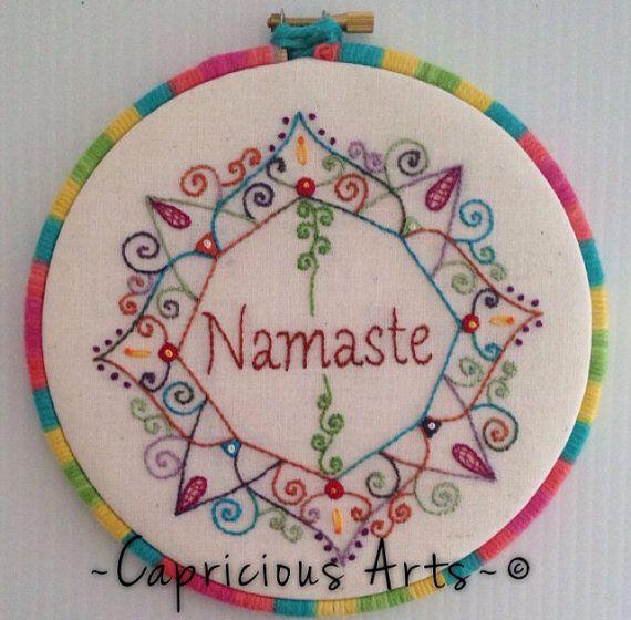 Namaste Mandala...