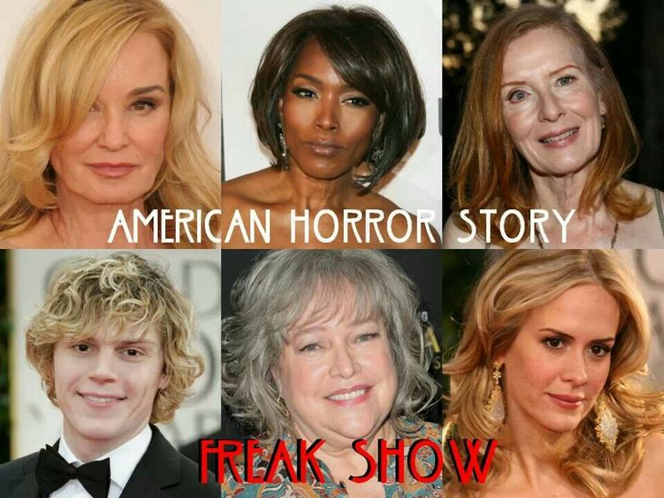 cast of american horror story halloween part 2