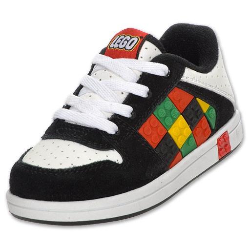 rad lego shoes geeky