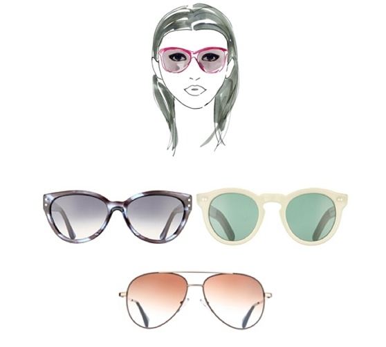 Glasses Frame For Your Face Shape : Find frames for your face shape Accessories Pinterest