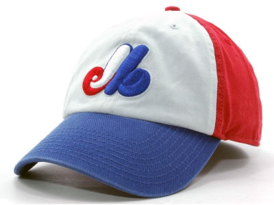 Montreal Expos '47 Brand MLB Cooperstown Franchise Hats $24