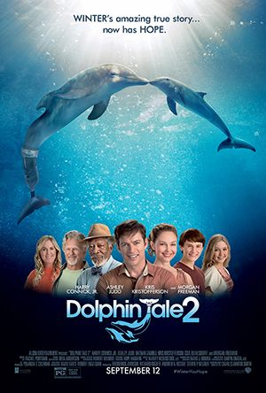 The wait is finally over, Dolphin Tale 2 is now in theaters! Have you seen it yet?