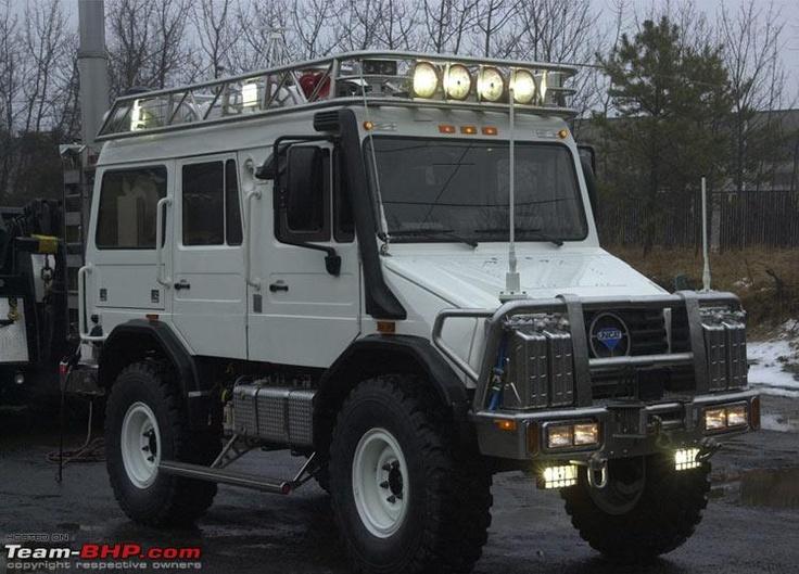 Mercedes Of Hunt Valley >> MaxiMog. UniMog Van. | Adventurous Campers | Pinterest