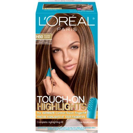 Oreal Paris Touch-On Highlights, H50 Toasted Almond. Easy to use ...