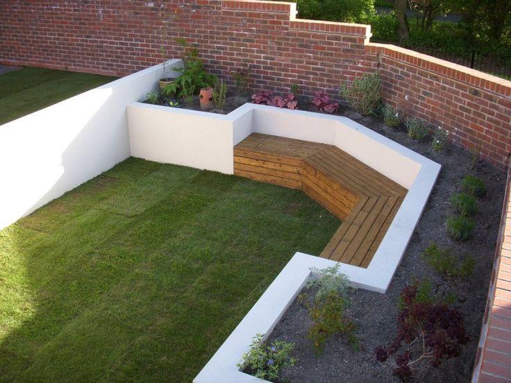 Garden makeover in southampton garden ideas pinterest for Garden makeover
