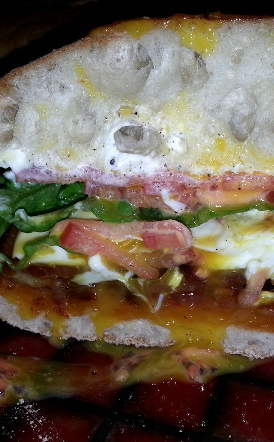 ... take again on the Spanglish Sandwich (The World's Greatest Sandwich