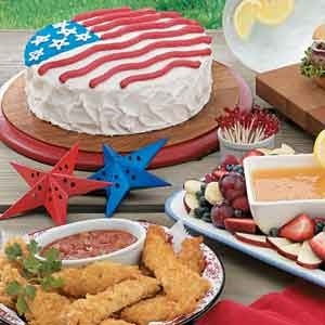 memorial day lunch ideas