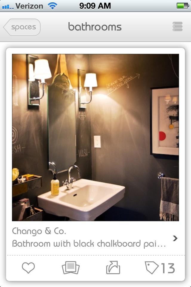 Amazing Chalkboard Paint Room Ideas 640 x 960 · 139 kB · jpeg