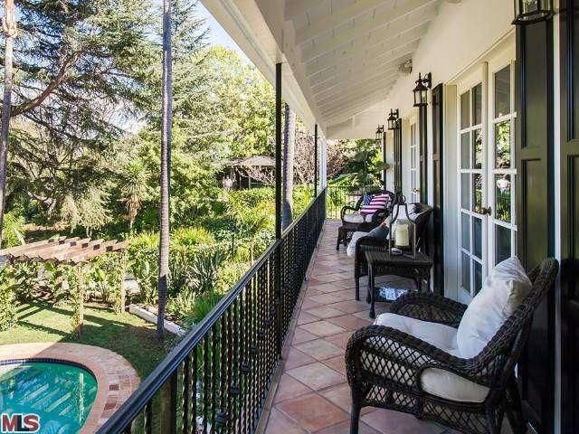 Porch Off Master Bedroom Sun Rooms Porches Pinterest