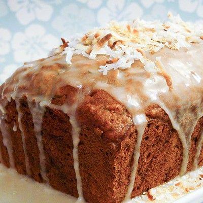 RECIPE FOR ZUCCHINI COCONUT BREAD | FOOD! | Pinterest