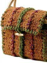 Crocheting And Weaving : Crochet and weaving Crochet: Bags & Purses Pinterest