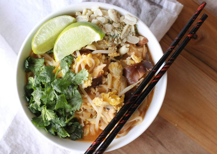 Pad Thai Soup | Recipe