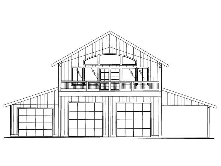 barn apartment plans