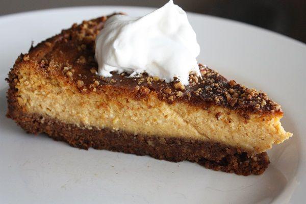 Pumpkin Cheesecake | HOME - Food | Pinterest